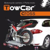 Motorcycle Carriers TowCar Cross